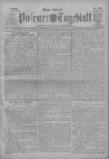 Posener Tageblatt 1909.06.05 Jg.48 Nr259