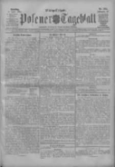 Posener Tageblatt 1909.06.08 Jg.48 Nr262