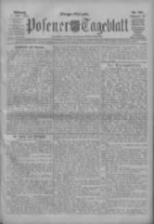 Posener Tageblatt 1909.06.09 Jg.48 Nr263