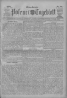 Posener Tageblatt 1909.06.11 Jg.48 Nr268