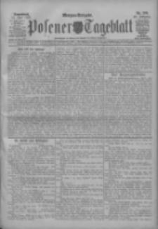 Posener Tageblatt 1909.06.12 Jg.48 Nr269