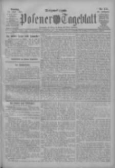 Posener Tageblatt 1909.06.15 Jg.48 Nr273