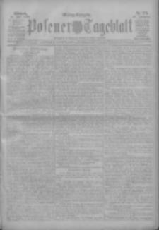 Posener Tageblatt 1909.06.16 Jg.48 Nr276