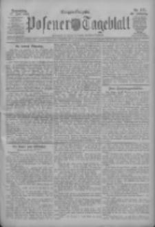 Posener Tageblatt 1909.06.17 Jg.48 Nr277