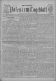 Posener Tageblatt 1909.06.17 Jg.48 Nr278