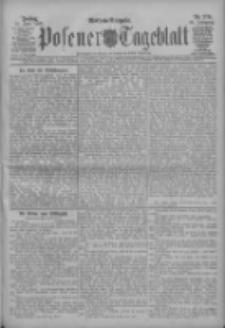 Posener Tageblatt 1909.06.18 Jg.48 Nr279