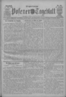 Posener Tageblatt 1909.06.19 Jg.48 Nr281