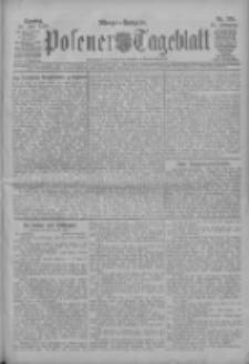 Posener Tageblatt 1909.06.20 Jg.48 Nr283