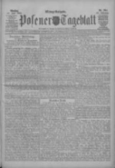 Posener Tageblatt 1909.06.21 Jg.48 Nr284