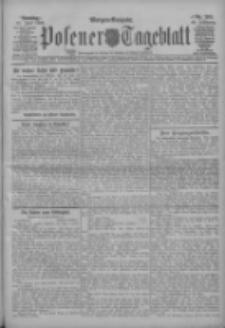 Posener Tageblatt 1909.06.22 Jg.48 Nr285