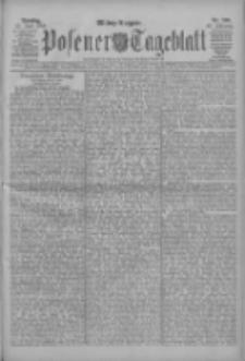 Posener Tageblatt 1909.06.22 Jg.48 Nr286