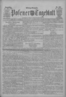 Posener Tageblatt 1909.06.24 Jg.48 Nr290