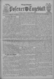 Posener Tageblatt 1909.06.25 Jg.48 Nr291