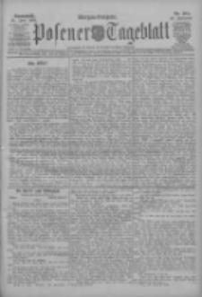 Posener Tageblatt 1909.06.26 Jg.48 Nr293