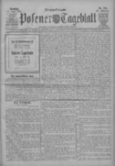 Posener Tageblatt 1909.06.27 Jg.48 Nr295