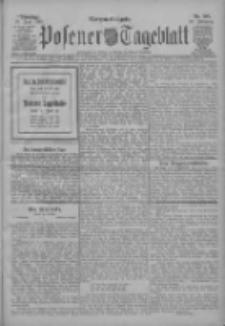 Posener Tageblatt 1909.06.29 Jg.48 Nr297