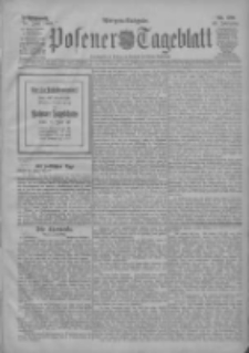 Posener Tageblatt 1909.06.30 Jg.48 Nr299