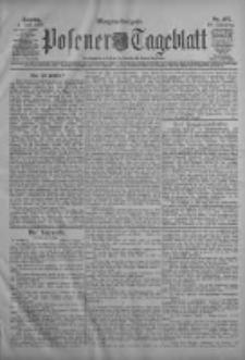 Posener Tageblatt 1909.07.04 Jg.48 Nr307