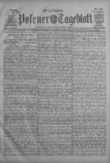 Posener Tageblatt 1909.07.12 Jg.48 Nr320