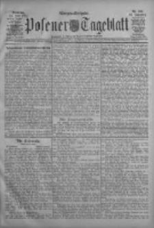 Posener Tageblatt 1909.07.13 Jg.48 Nr321