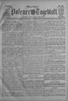 Posener Tageblatt 1909.07.14 Jg.48 Nr324