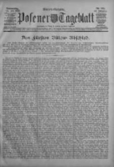 Posener Tageblatt 1909.07.15 Jg.48 Nr325