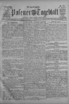 Posener Tageblatt 1909.07.15 Jg.48 Nr326
