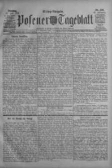 Posener Tageblatt 1909.07.27 Jg.48 Nr346