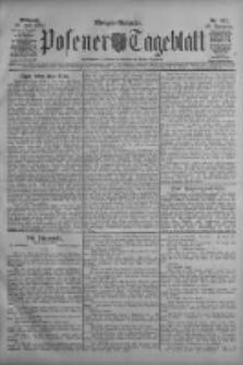 Posener Tageblatt 1909.07.28 Jg.48 Nr347