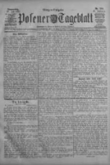 Posener Tageblatt 1909.07.29 Jg.48 Nr349