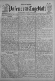 Posener Tageblatt 1909.07.30 Jg.48 Nr351