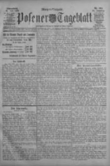 Posener Tageblatt 1909.07.31 Jg.48 Nr353