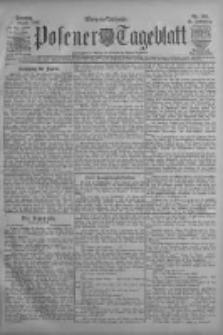 Posener Tageblatt 1909.08.01 Jg.48 Nr355