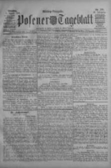 Posener Tageblatt 1909.08.03 Jg.48 Nr358