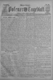 Posener Tageblatt 1909.08.07 Jg.48 Nr365
