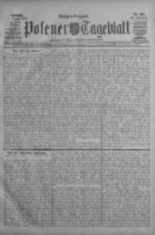 Posener Tageblatt 1909.08.08 Jg.48 Nr367