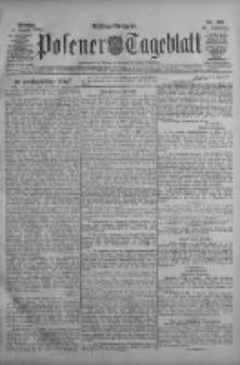 Posener Tageblatt 1909.08.09 Jg.48 Nr368