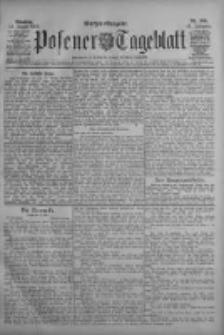 Posener Tageblatt 1909.08.10 Jg.48 Nr369