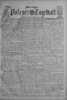 Posener Tageblatt 1909.08.11 Jg.48 Nr372