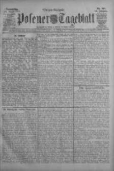 Posener Tageblatt 1909.08.12 Jg.48 Nr373
