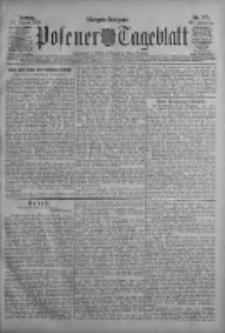 Posener Tageblatt 1909.08.13 Jg.48 Nr375