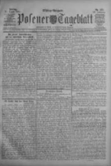 Posener Tageblatt 1909.08.13 Jg.48 Nr376