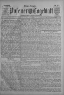 Posener Tageblatt 1909.08.14 Jg.48 Nr377