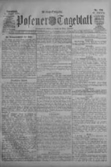 Posener Tageblatt 1909.08.14 Jg.48 Nr378