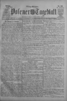 Posener Tageblatt 1909.08.16 Jg.48 Nr380