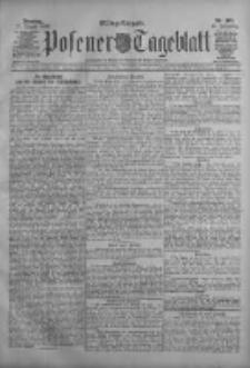 Posener Tageblatt 1909.08.17 Jg.48 Nr382