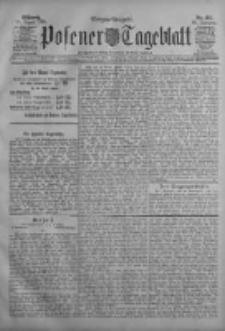 Posener Tageblatt 1909.08.18 Jg.48 Nr383