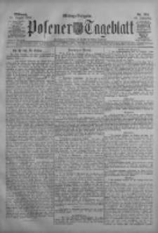 Posener Tageblatt 1909.08.18 Jg.48 Nr384