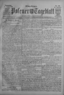Posener Tageblatt 1909.08.19 Jg.48 Nr386