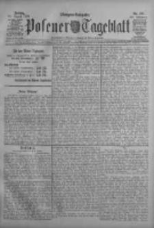 Posener Tageblatt 1909.08.20 Jg.48 Nr387